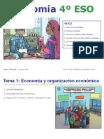 Libro Economía 4ESO LOMCE