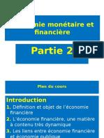 Partie 2. Economie monétaire et financière (1).pptx