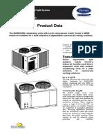 Specs 38AR-04-PD-60HZ-2015