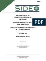 Informe Monitoreo Integral