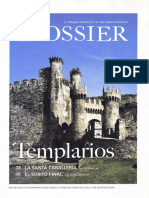 Dossier Historia y Vida de Los Templarios