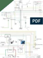 CG125 Diagrama Eléctrico