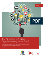 The Global Retail Banking Digital Marketing Report 2013