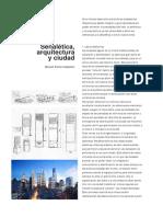 Señalética y Arquitectua