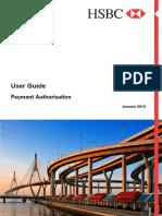 Manual Guía de Operaciones HSBCNet