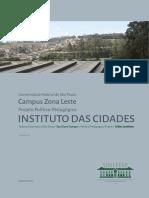 Unifesp Projeto Poltico Pedagogico Instituto Das Cidades