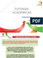 "Presentaciã""n Tutorias 20 Agosto 2014"