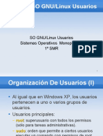 Tema 10 SO GNU Linux Usuarios