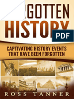 Forgotten History Captivating History Events That Have Been Forgotten