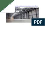 Aplicación de Soluciones de Software de Ingeniería Estructural Para El Análisis y Diseño de Naves Industriales o Galpones