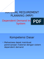 Material Resourcess Planning