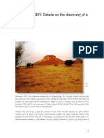 A PYRAMIND IN ZINDER NIGER - An Interview with Master Souley Garba