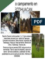 Camp Teotihuacan