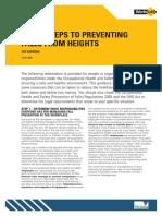 Basic Steps Falls Prevention[1]