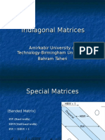 Tridiagonal Matrices