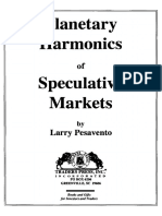 Pesavento Planetary Harmonics of Speculative Markets (1996)