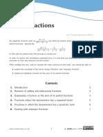 Part Al Fractions