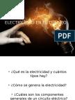 Electricidad en El Trabajo