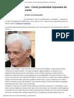J. Derrida - Cierta Posibilidad Imposible de Decir El Acontecimiento