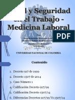 Rodriguez-Martinez - Salud y Seguridad en El Trabajo - Medicina Laboral