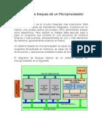 Diagrama Microprocesador