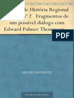 Revista de Historia Regional Vo - Sidnei Munhoz