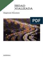 La Sociedad Individualizada - Zygmunt Bauman