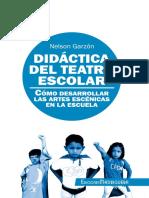 Didactica Teatro Escolar