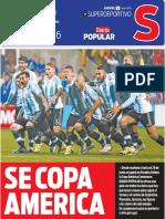 Especial Copa América 2016