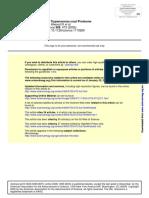 proteoma sciencie 2005