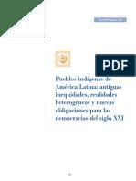 2006 M - Pueblos Indígenas en Política, Democracia y Desarrollo (CEPAL)