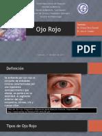 diagnostico diferencial de ojo rojo