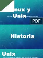 Linux y Unix
