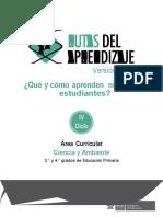 Documentos Primaria CienciayAmbiente IV