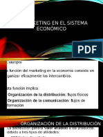 Marketing en El Sistema Economico