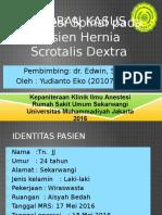 Laporan Kasus Hernia Scrotalis