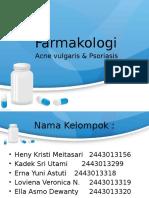 Tugas Translate Psoriasis & Acne ppt