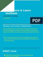 nonprofit presentation template cip