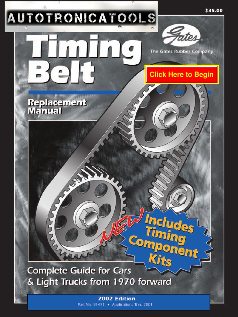 Beck Arnley 026-0308 Timing Belt
