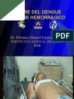 Fiebre del Gengue - Dengue Hemorragico... KvO!!!