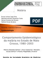 Artigo - Malária
