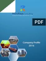 PetroRaya Company Profile 2016