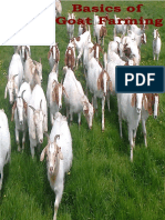 Basic of Goat Farming