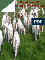 Basic of Goat Farming