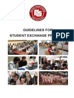 FTU Exchange student Guidelines