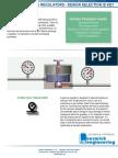 Pressure Regulators - Design Selection is Key_A