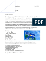 Gillespie Letter to General Counsel Ferrentino-Seminole Electric Coop-Jun-01-2016
