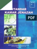 Standar Pelayanan Kamar Jenazah Depkes 2004
