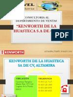unidad 5 consultoria al departamento de ventas kenworth