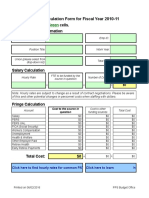 2011 Conversion Form